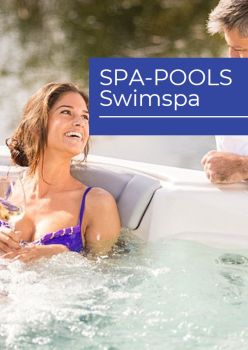 Whirlpools, SPA Pools und Swimspa