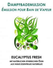 Dampfbademulsion Eucalyptus 10 lt