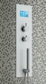 Bedienpanel Touch Komfort mit 3- Wege Thermostatmischer