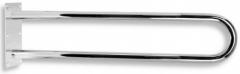 Fester Doppelhandgriff Edelstahl poliert 60 cm
