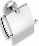 WC Papierhalter mit Deckel M11