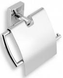 WC Papierhalter mit Deckel M12