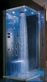 Multifunktions-Duschkabine Tempo Junior rechts 90x90