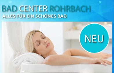 Neue Produkte im Badcenter.ch